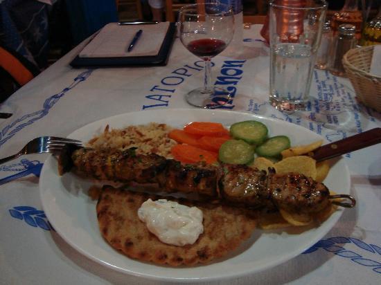 Armenon: Good food