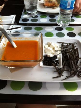 Xocolatier: Great tortilla soup!