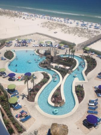 Holiday Inn Resort Pensacola Beach Lazy River