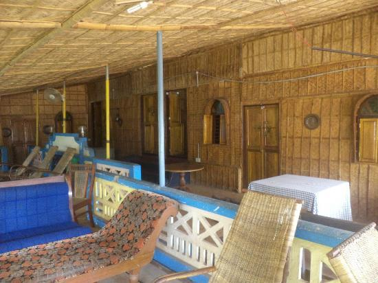 Ashtamudi Homestay: The other side of corridor