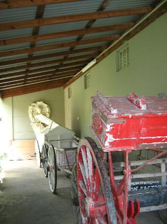 Barbados Museum & Historical Society : Museum