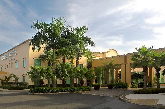 Four Points by Sheraton Caguas Real Hotel & Casino: Hotel Main Entrance
