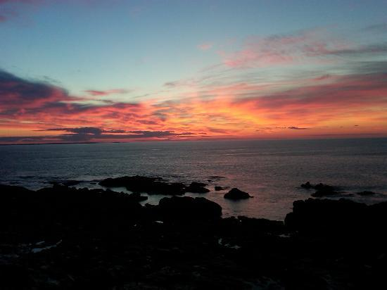 Ogunquit, ME: Sun Rise on Marginal Way