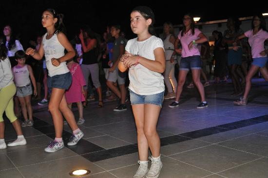 Vascellero Club Resort: la baby dance