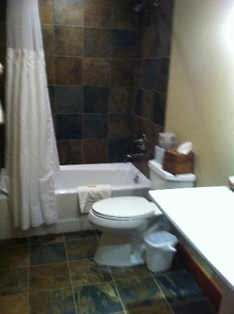 Grand View Lodge: 2nd Bathroom