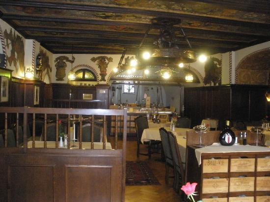 Deutsches Haus: Dining Room
