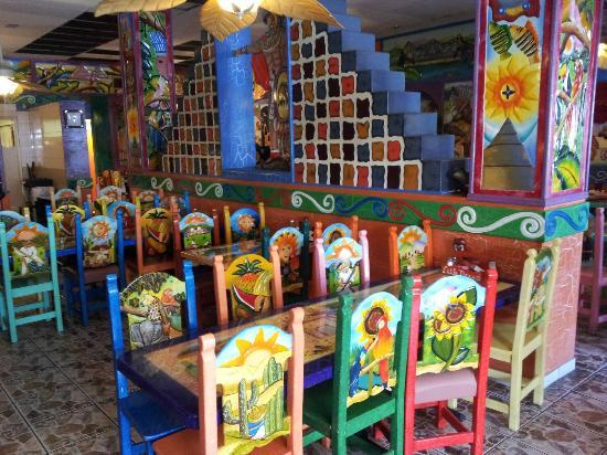 Little Mexico : Interior decor