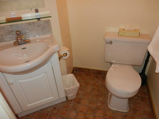 Auberge le Jardin d'Antoine: Bathroom
