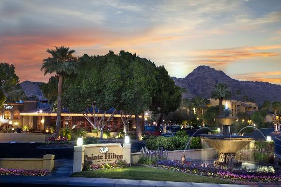 Pointe Hilton Squaw Peak Resort: Overview of the property
