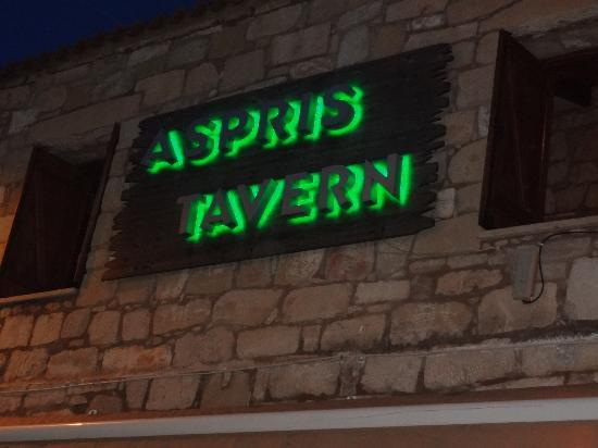 Aspris Tavern: TRADITIONAL CYPRUS TAVERN