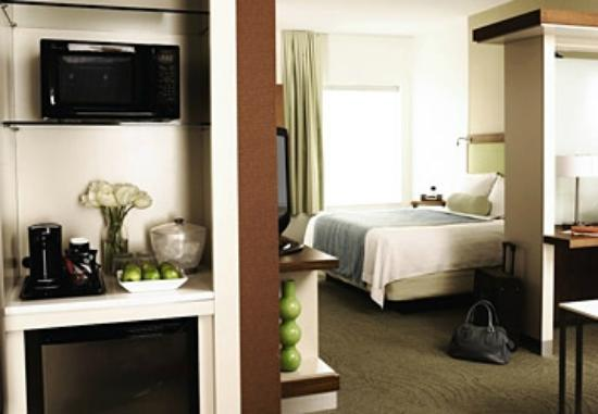 SpringHill Suites Enid: King Suite