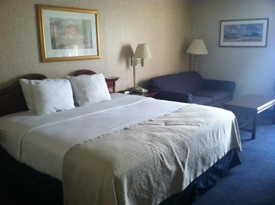 Holiday Inn Washington - Georgetown: bedroom