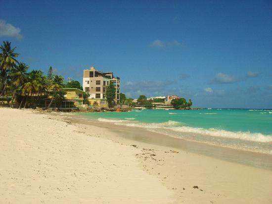 Beach Guest-house Cleverdale: La plage devant la maison