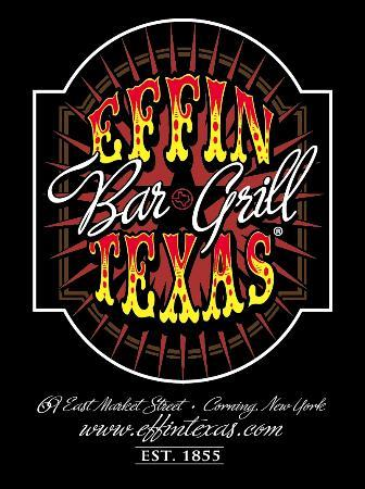 Effin Texas Bar: Southern Food With An Attitude! Come Getcha Some!!