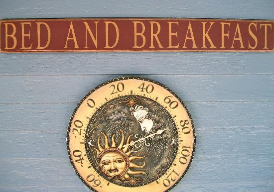 Hollyberry's Bed & Breakfast: Hollyberry's rocks!
