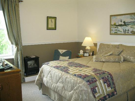 Little York Bed & Breakfast: The Daughter's Room