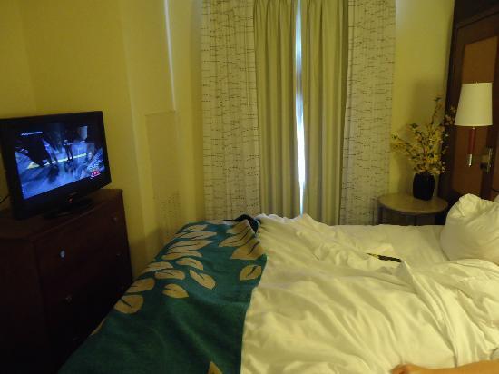 路易斯維爾市中心萬豪居家飯店照片