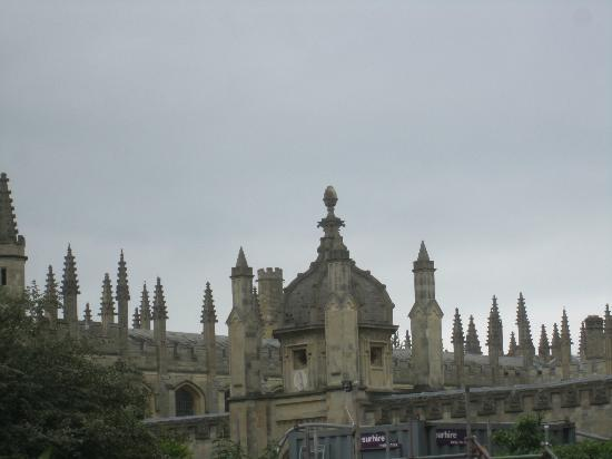 Tour the Cotswolds: City of Spires - Oxford, England