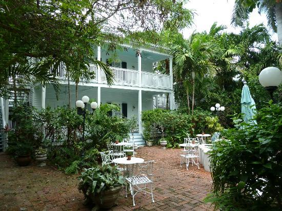 So Nice And Quiet Room Picture Of The Gardens Hotel Key West Tripadvisor