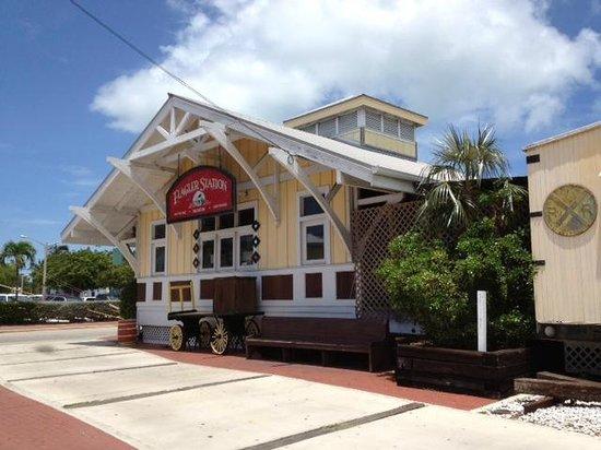 Flagler Station Oversea Railway Historeum
