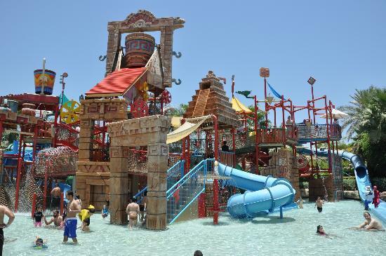 Atlantis, The Palm: Kiddy pool
