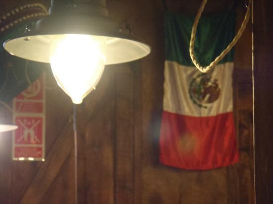 Tijuana Tex-Mex : Mexican Flag