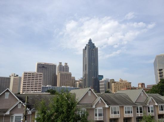 Savannah Suites Atlanta: View from Savannah Suites....4th floor