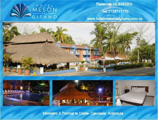 Hotel Meson del Gitano: Areas del hotel