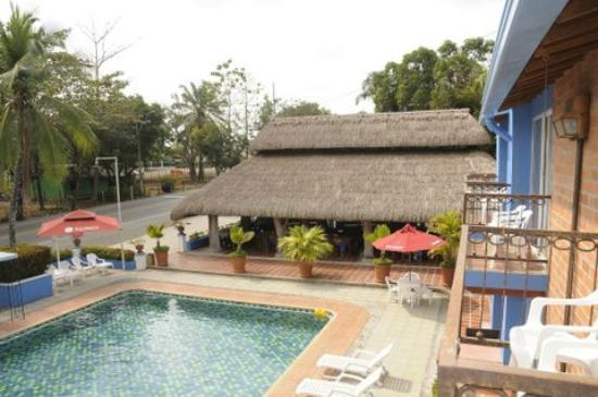 Hotel Meson del Gitano: Areas externas