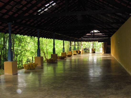Kandy Samadhi Centre: Maditation hall