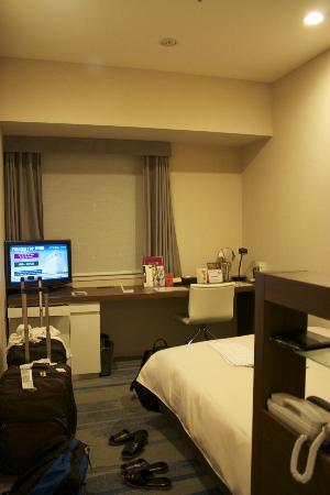 Hotel Sunroute Ariake: superior room