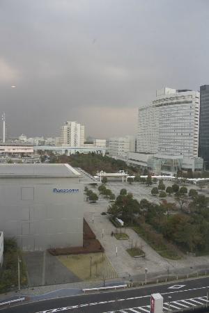 Hotel Sunroute Ariake: view from room