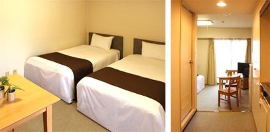Hotel Livemax Fuchu : ツイン