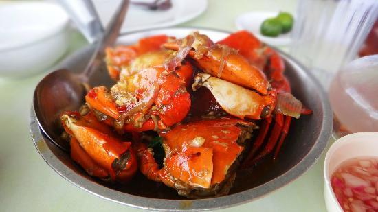 Aling Tonya's Seafood Palutuan