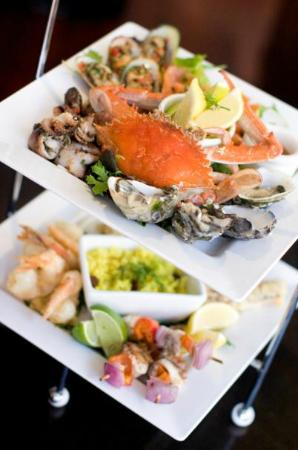 Essence on Exhibition: Seafood Stack