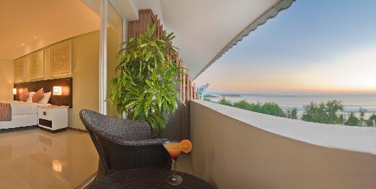 Maharani Beach Hotel: Deluxe Ocean View