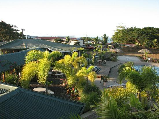 Moanalisa Hotel : Top view of them all