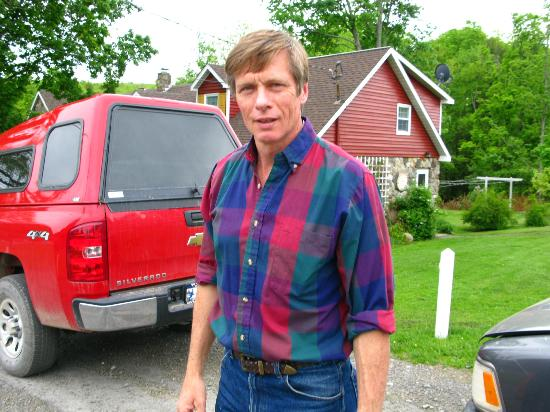 Fieldstone Farm: John, the owner