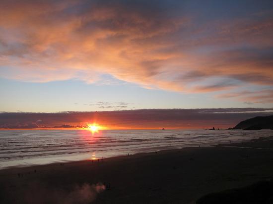 Cannon Beach: Sunset