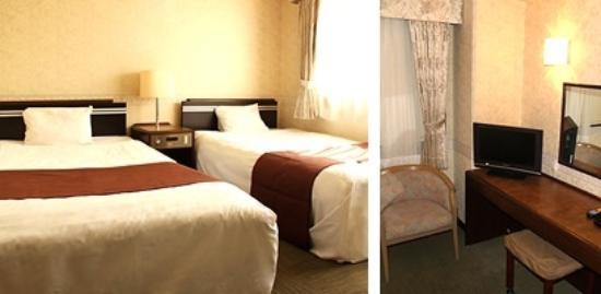 Hotel Livemax Sagamihara: ツイン
