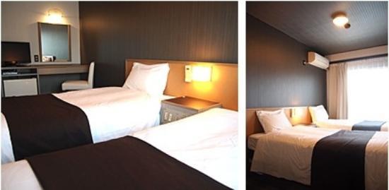Hotel Livemax Namba: ツイン