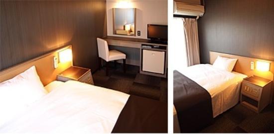Hotel Livemax Namba: シングル