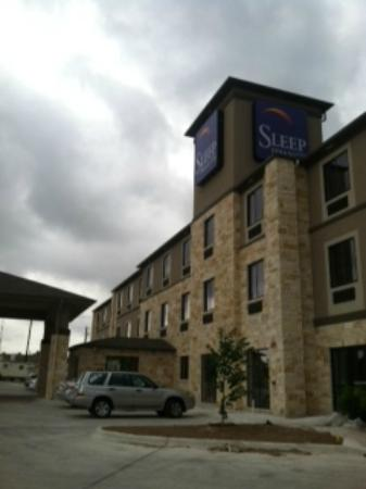 Sleep Inn & Suites N Austin: Hope to see you soon!