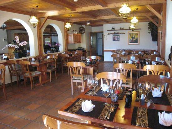 Hotel Alpenhof : Restaurant