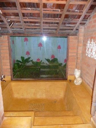 Turiya Villa and Spa: The Tub With A View