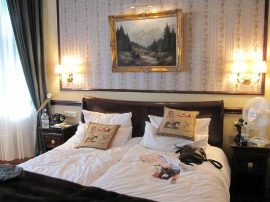 Hotel Villa Achenbach : Our Room