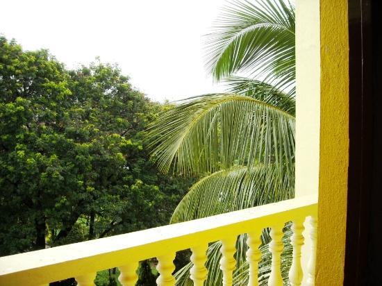 Vasco Residency: View from the room on 4th floor