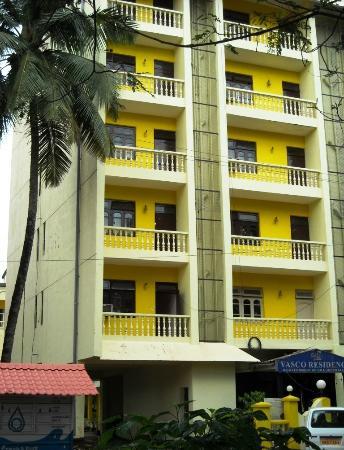 Vasco Residency: Property