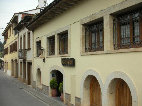 Castellbisbal, Spain: Masía rústica catalana
