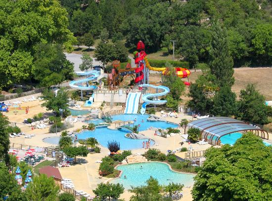 Domaine d 39 imbours larnas frankrijk foto 39 s reviews en for Camping ardeche ruoms avec piscine